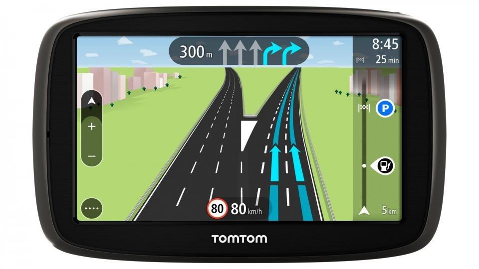 Tomtom Start  Europe Maps A Very Respectable  Satnav