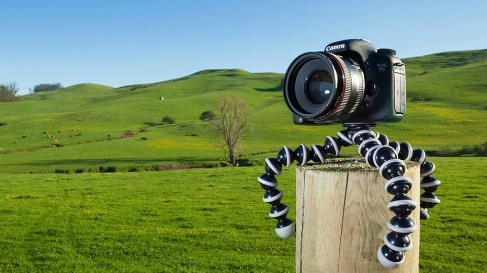 Joby Gorillapod SLR-Zoom tripod