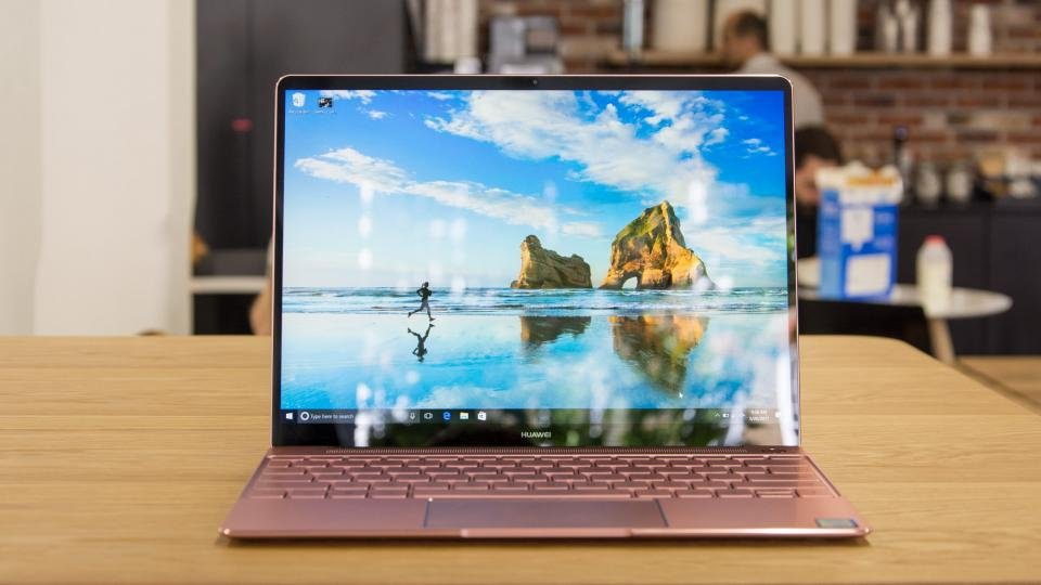 Image result for HUAWEI MATEBOOK X LAPTOP Display