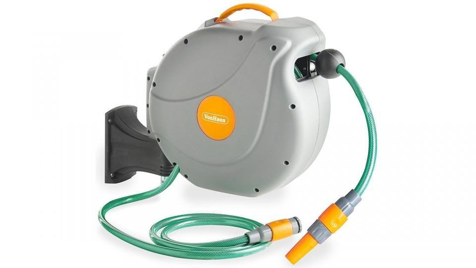 Best auto rewind hose reel / Columbus in usa