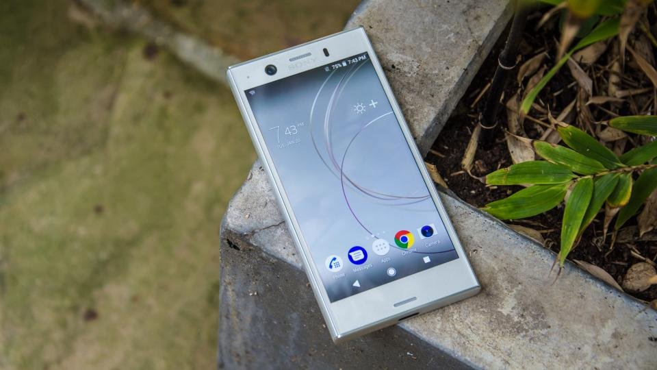 sony xperia xz1 compact review a mini handset with flagship features expert reviews. Black Bedroom Furniture Sets. Home Design Ideas