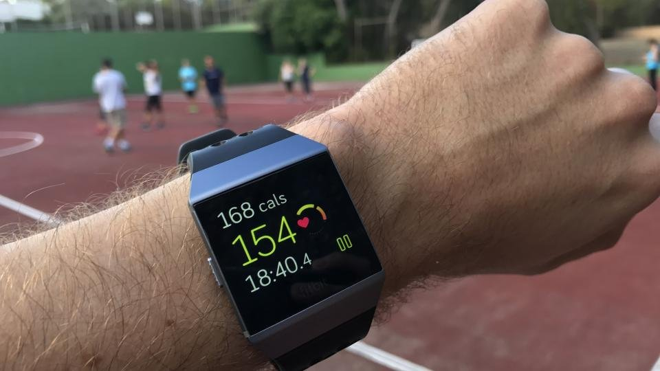 Samsung Gear Fit Is Beautiful Inside And Out Review: Best Smartwatch 2018: The Best Wrist-based Wearables For
