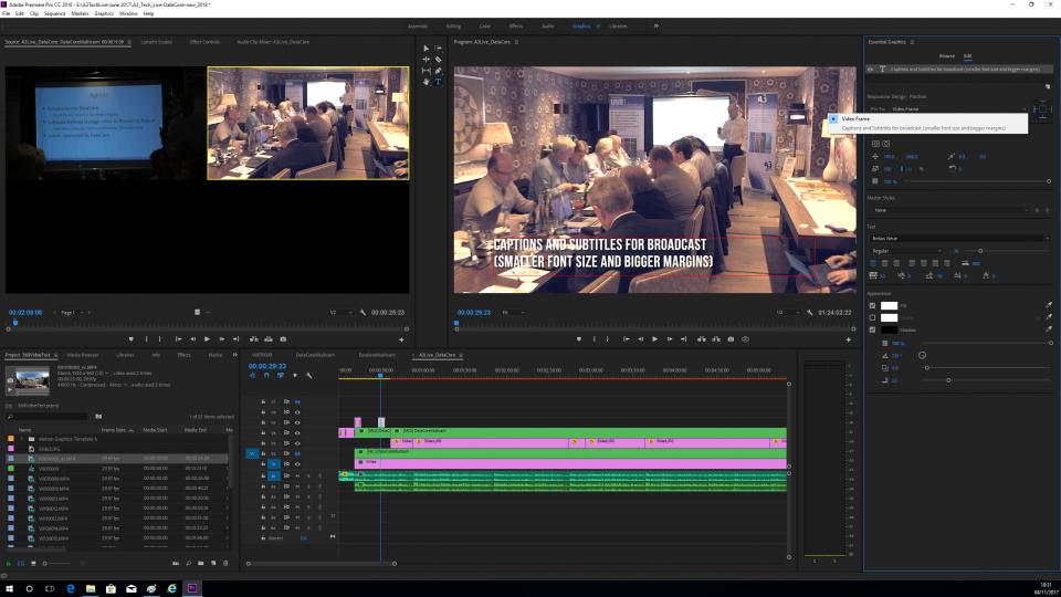 Adobe Premiere Pro CC 2018 review