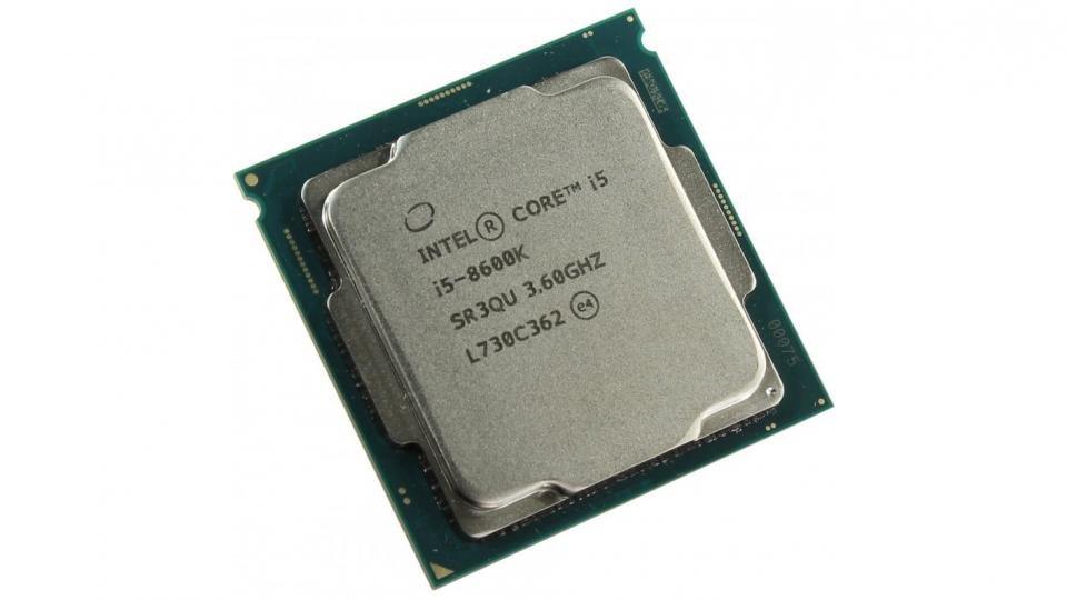 Intel Core i5-8600K review