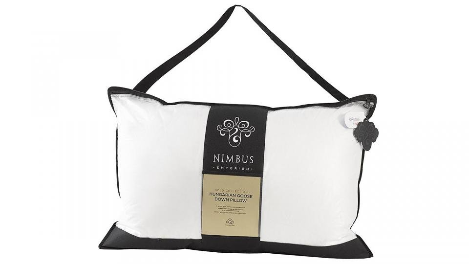 Best Pillows The Best Microfibre Memory Foam And Down