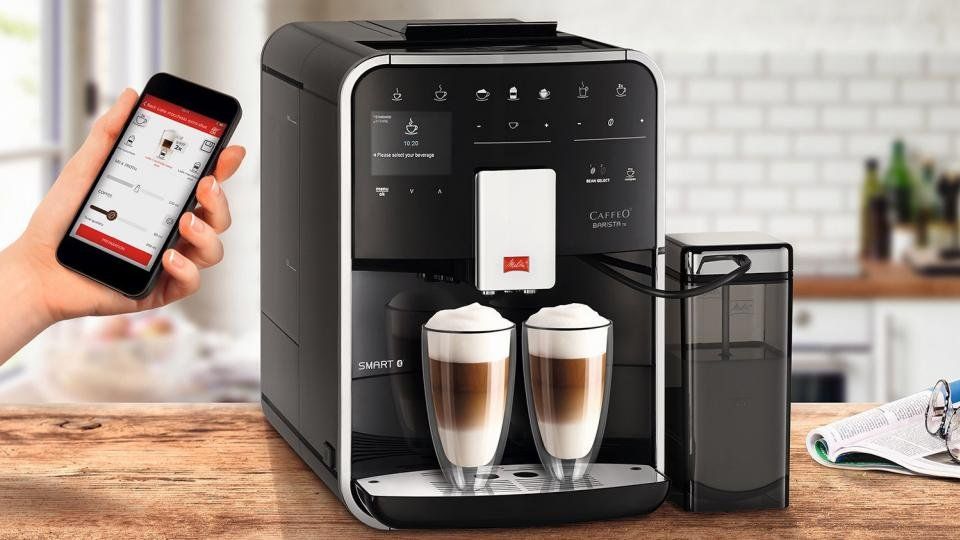 melitta caffeo barista ts smart review the perfect coffee machine almost expert reviews. Black Bedroom Furniture Sets. Home Design Ideas