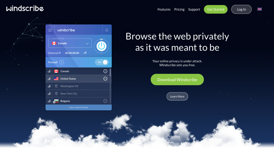 download free vpn proxy software
