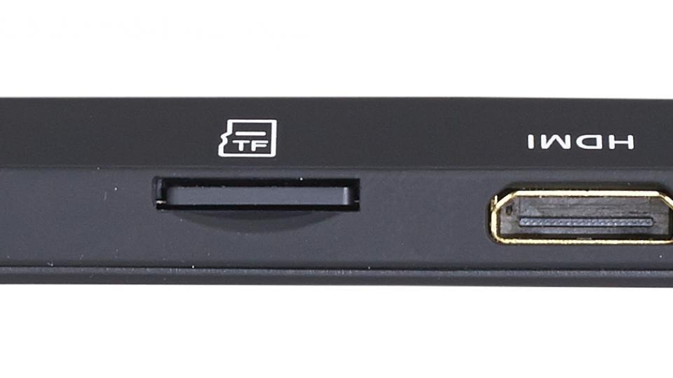 Schenker Element tablet ports