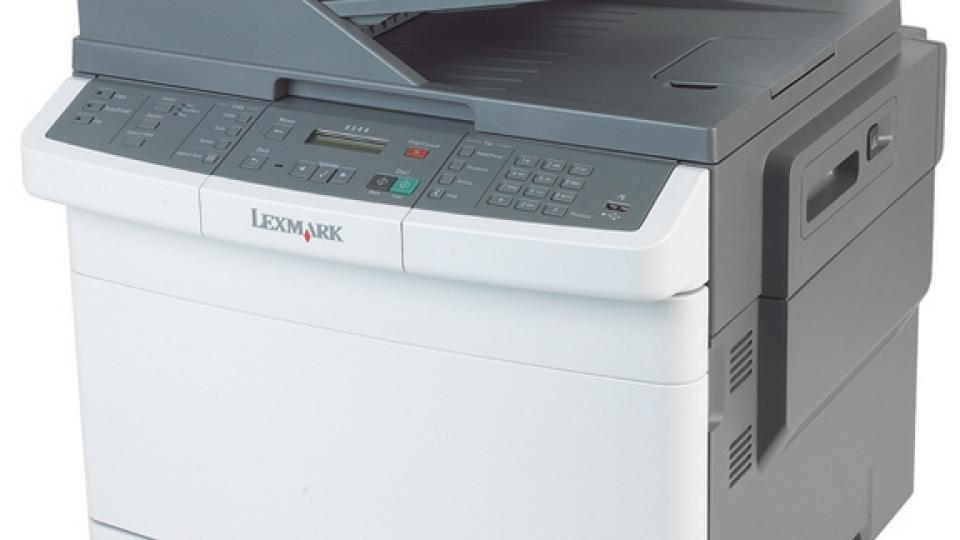 lexmark x544dn review expert reviews rh expertreviews co uk Lexmark X544 Waste Toner Lexmark X543 Manual