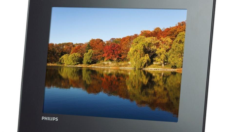 Philips SPF4008 digital photo frame review   Expert Reviews
