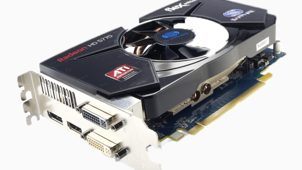 Sapphire Radeon HD 5770 Flex Eyefinity Review