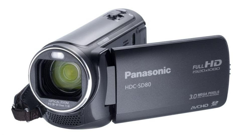 panasonic hdc sd80 review hdc sd80 hdc tm80 hdc hs80 expert rh expertreviews co uk Panasonic Manual Ra 6800 Panasonic Cordless Phones