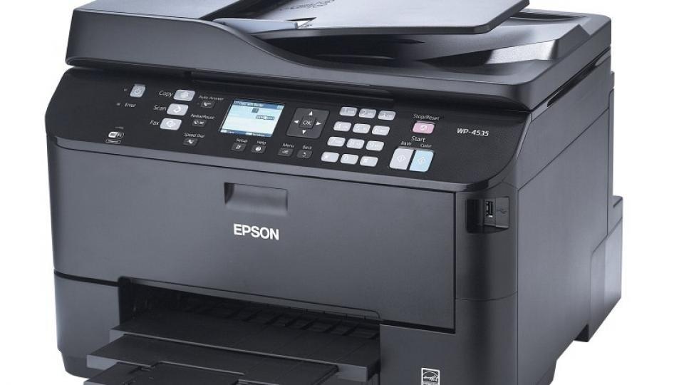 Epson WorkForce Pro WP-4535 DWF