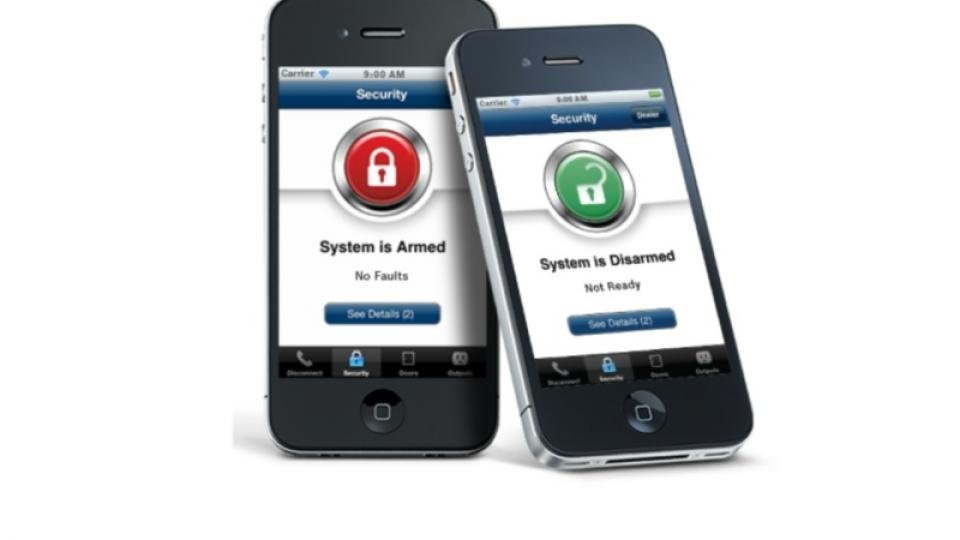 Bosch B Series burglar alarm