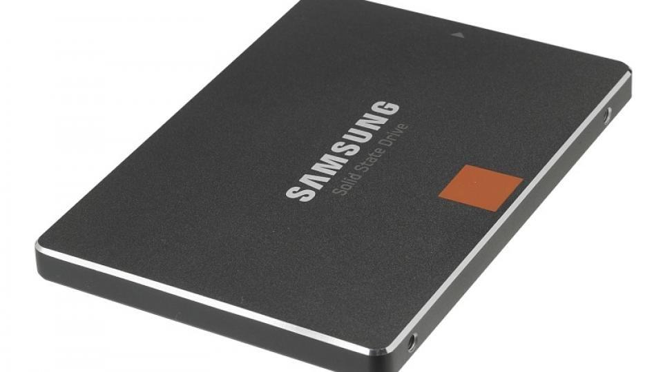 Samsung 840 Series 256GB SSD