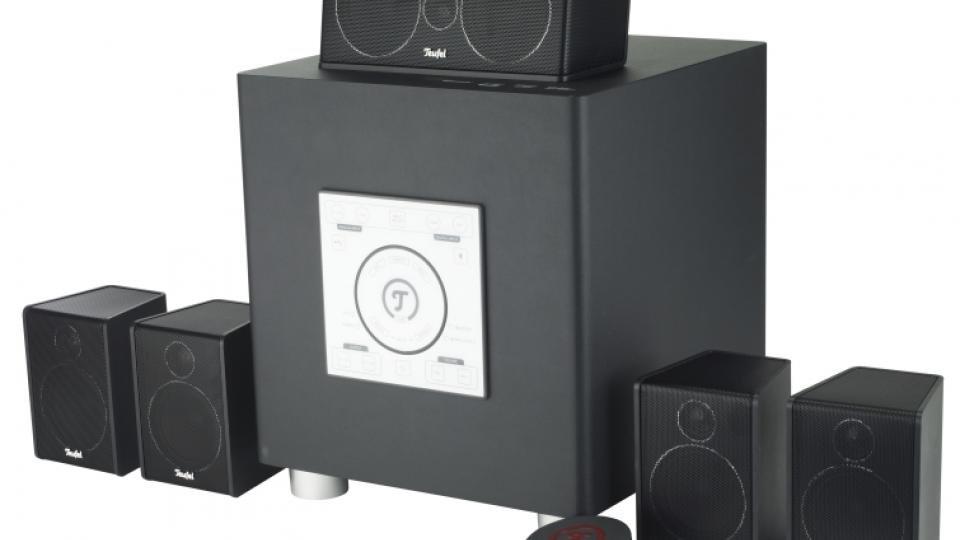 Teufel concept e review expert reviews for Concept home plans review