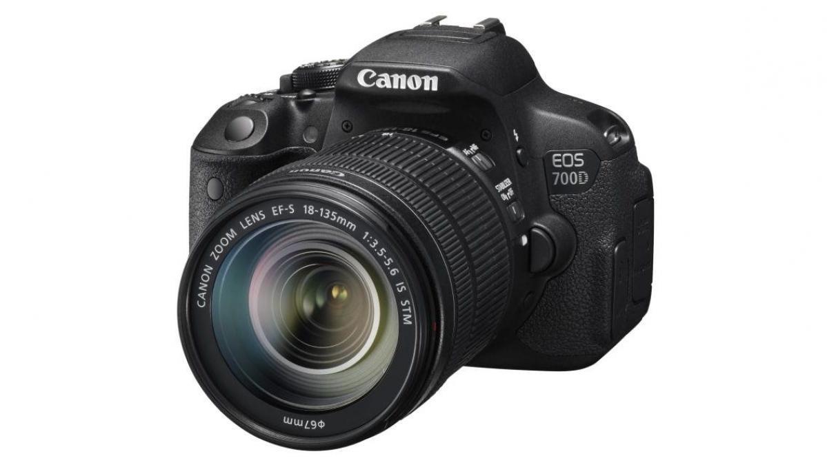 Canon EOS 700D Singapore