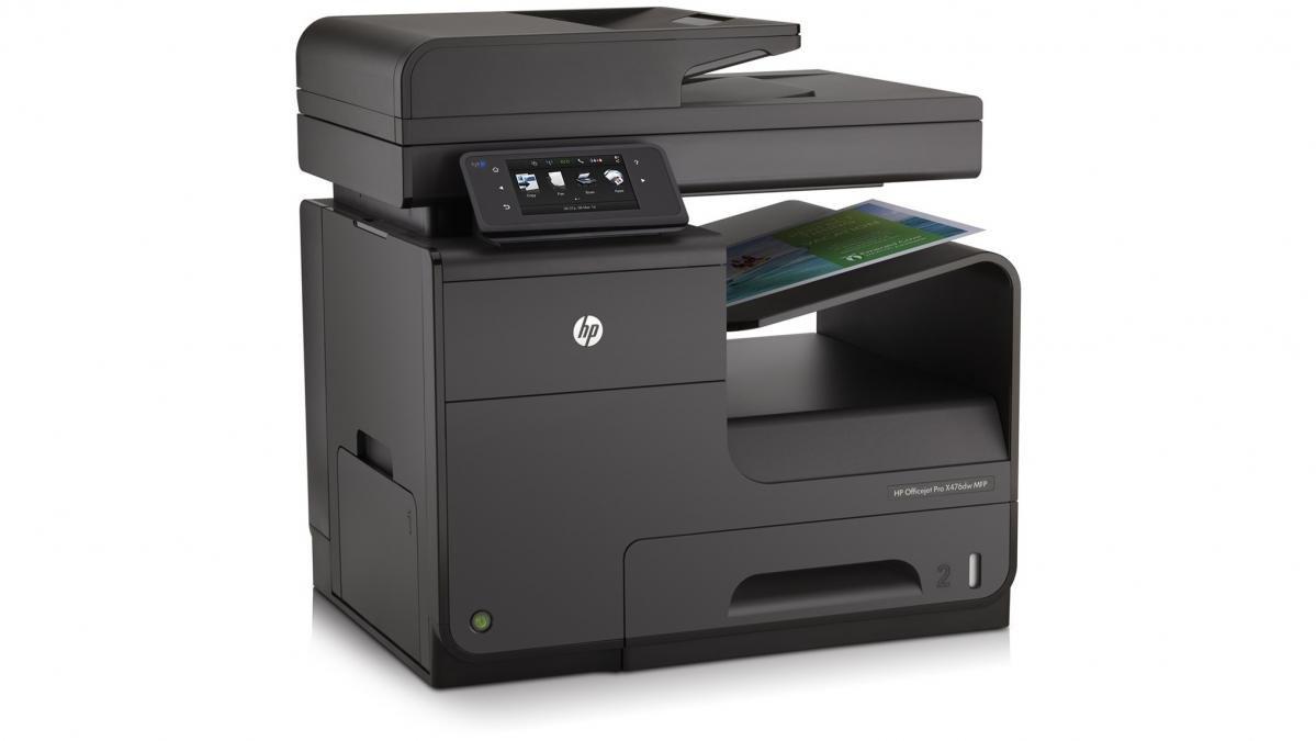 HP Officejet Pro X476dw - Pictures | Expert Reviews