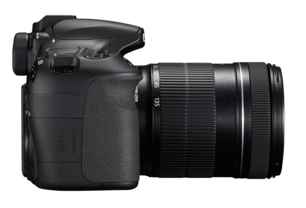 Canon EOS 60D right