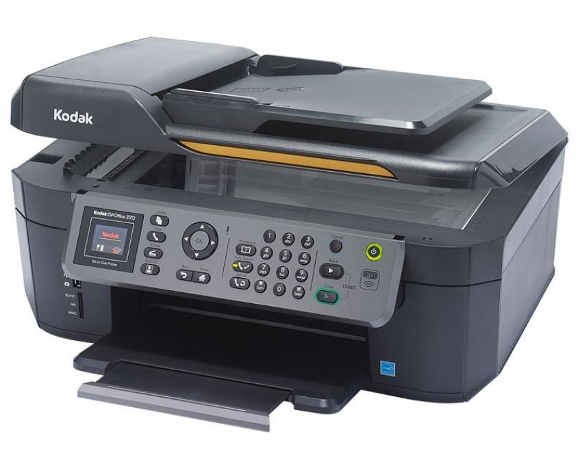 Printer Drivers For Kodak Esp Office 2170
