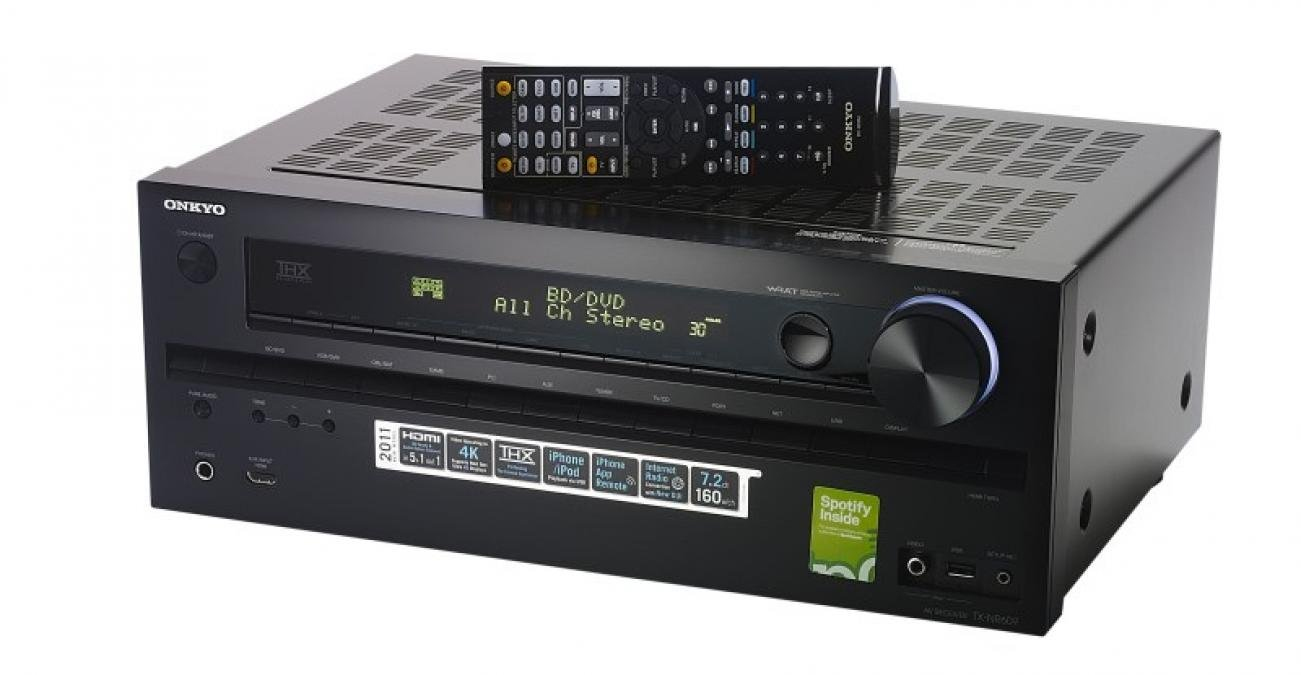 onkyo tx nr609   pictures expert reviews