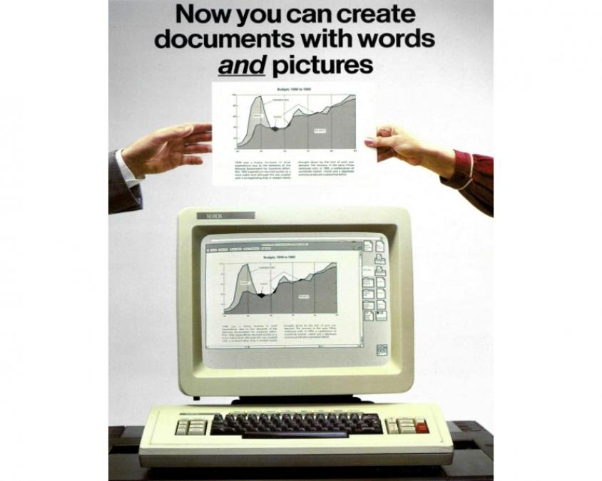 Xerox Star OS