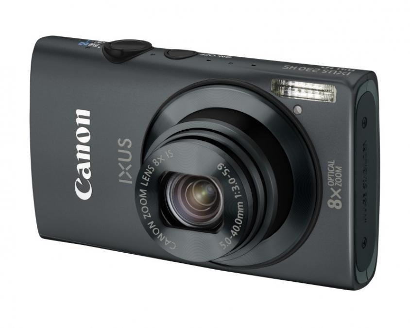 Canon Ixus 230 HS intro