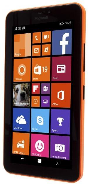 Microsoft Lumia 640 XL 3/4s