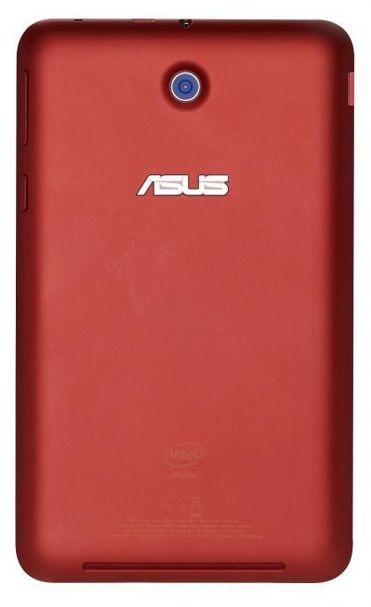 Asus MeMO Pad 7 rear