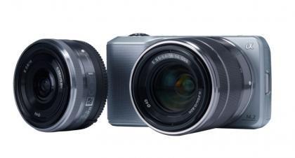 Sony NEX3 And Lens
