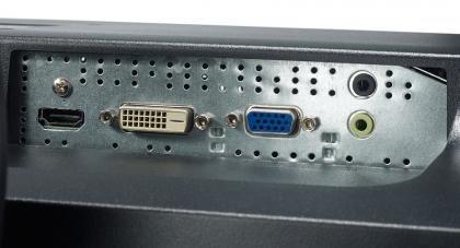 Iiyama ProLite E2409HDS ports