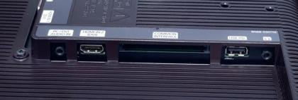 Samsung FX2490 ports 2