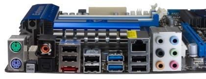Asrock P55 Extreme4 ports