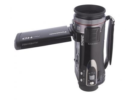 SD900 focus wheel
