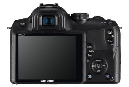 Samsung NX11 back
