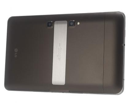 LG Optimus Pad back