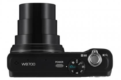 Samsung WB700 top