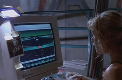 Jurassic Park UNIX