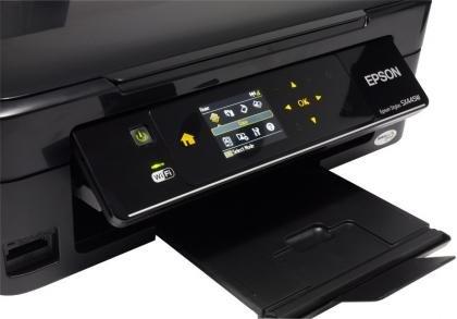 Epson Stylus SX445W tray