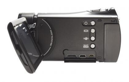 Samsung HMX-H300BP left
