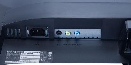 BenQ EW2430 ports 2