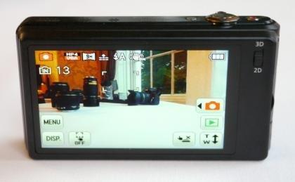 Panasonic Lumix DMC-3D1