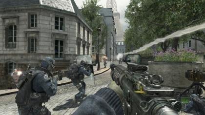 Modern Warfare 3 M4A1