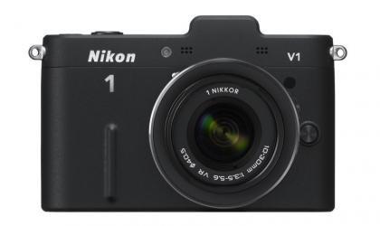 Nikon 1 V1 front
