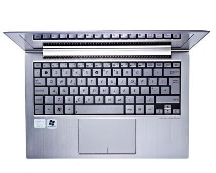 Asus ZenBook UX21 Keyboard