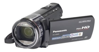 Panasonic HC-X900