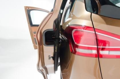 Ford B-Max sliding door rear