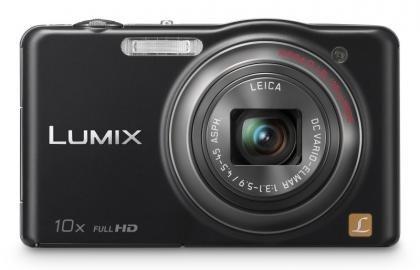 Panasonic Lumix DMC-SZ7 front