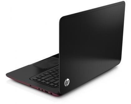 HP Envy Ultrabook left hand side