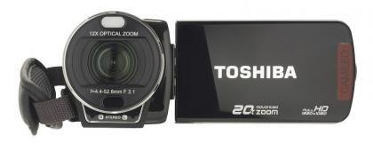 Toshiba Camileo X200 HD camcorder